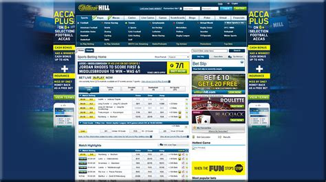 william hill not mobile william hill sports betting on the app store
