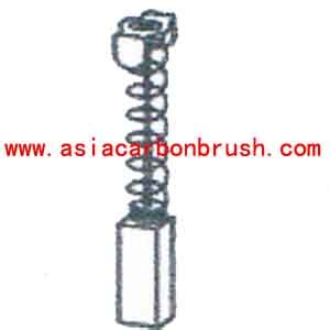 Power Tools Carbon Brush Carbon Brush Carbon Vane Carbon
