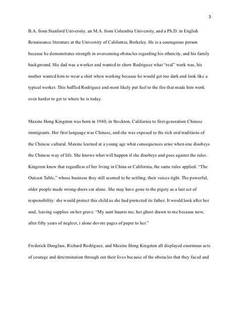 Personal Challenges Essay by Overcoming Obstacles Essay How To Write About Overcoming Obstacles In Your Application Essays
