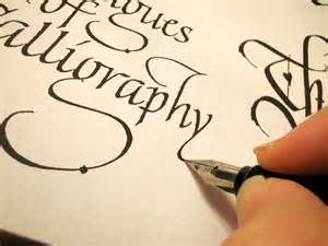 beginners guide to calligraphy manuscript