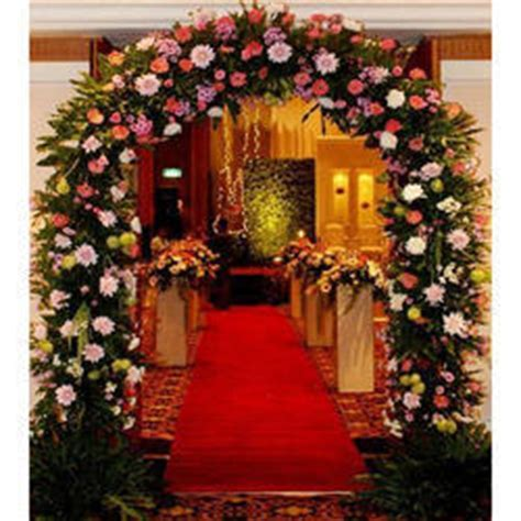Flower Wedding Gate at Rs 300 /foot   Wedding Gate   ID