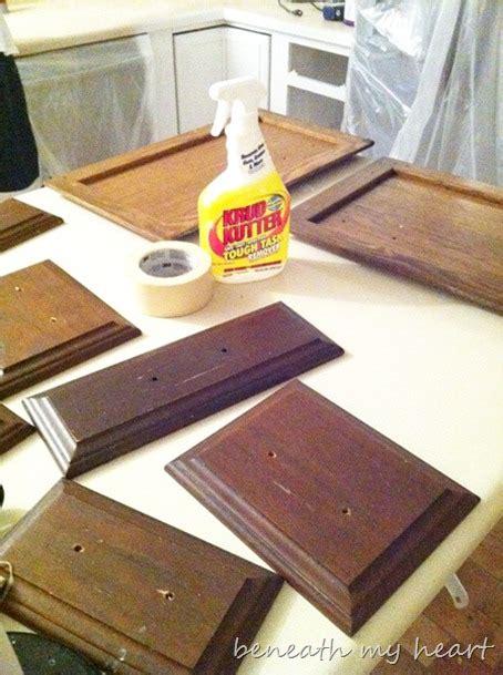 Liquid Sandpaper Kitchen Cabinets by Liquid Deglosser Kitchen Cabinets Lowe S Bathroom Vanity