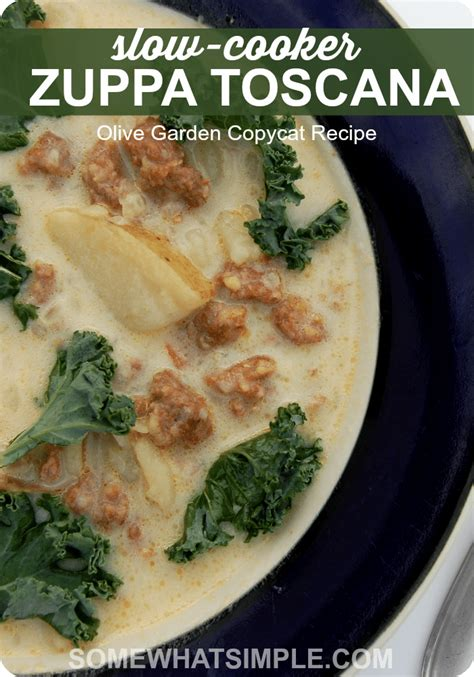 youtube membuat zuppa soup zuppa toscana copycat slow cooker recipe somewhat simple