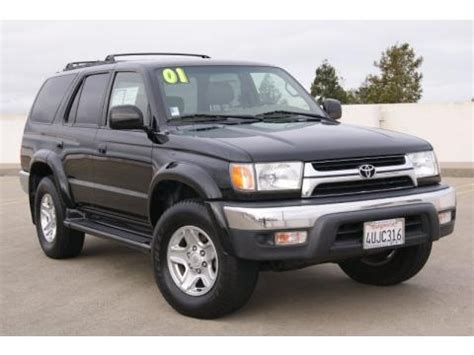 2001 Toyota 4runner Sr5 Specs 2001 Toyota 4runner Sr5 4x4 Data Info And Specs