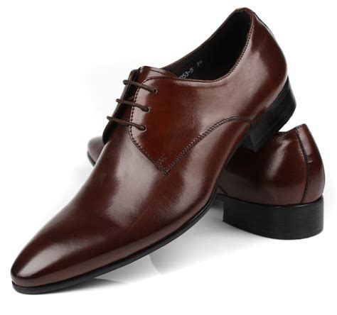 new black brown fashion mens dress shoes formal