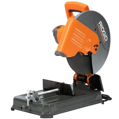 ridgid 15 14 in abrasive cut machine r41421 the