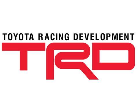 Emblem Logo Trd Kecil trd racing vector studio design gallery best design