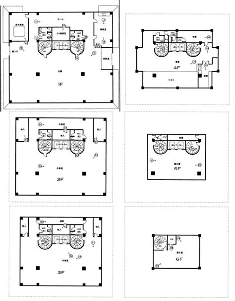 Japanese Castle Floor Plan | japanese floor plans japan property central 187 foreclosed japanese castle in hokkaido floor