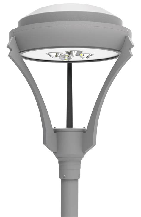 led pt 723 series led post top light fixtures outdoor