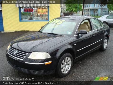 volkswagen passat black interior black 2002 volkswagen passat gls sedan beige interior