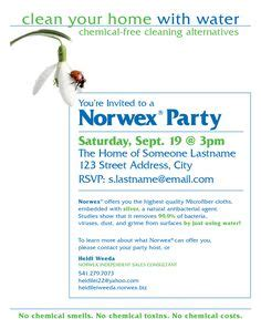 Norwex Business Card Template by 1000 Images About Norwex On Norwex Cleaning