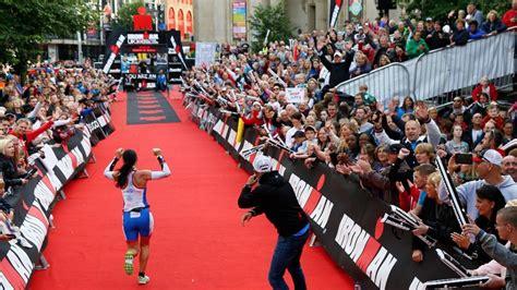 ironman uk celebrates uks triathlon award win
