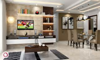 Interior Decoration Designs For Home 6 Stunning Tv Wall Designs For Your Living Room