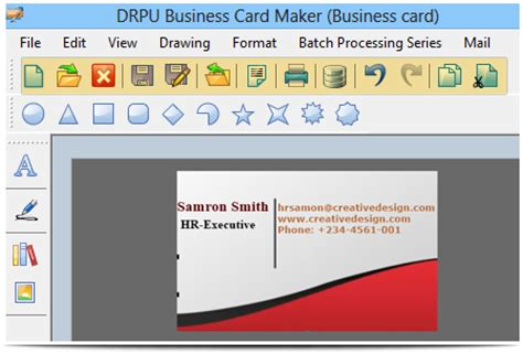 hrbr layout software company business card design software download thelayerfund com