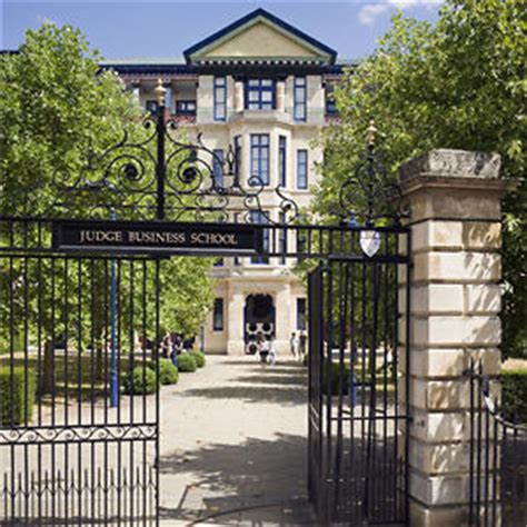 Cambridge Mba Ranking 2013 by Judge Business School Announces 2012 2013 Essay Prompts