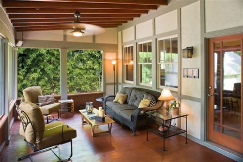 screened porches bring  outdoors indoors idesignarch