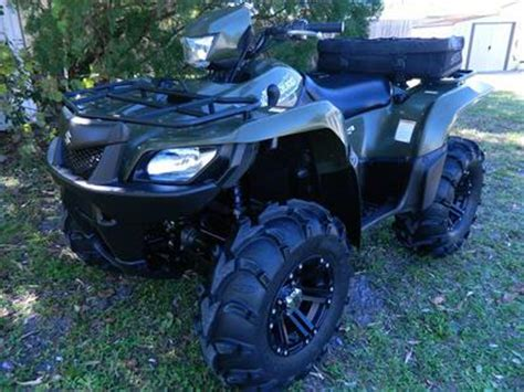 Suzuki 700 King For Sale 2007 Suzuki King 700 4x4 For Sale