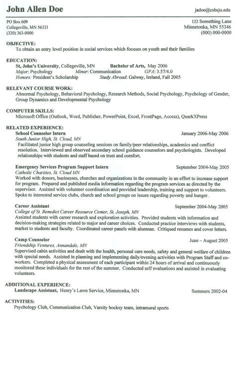 Show Me Resume Exles by Smartness Ideas Show Me A Resume 9 Exles Of Resumes That Get Show Me Resumes Show