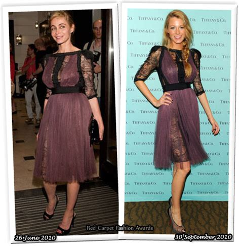 Who Wore Better Carpet Style Awards by Who Wore Elie Saab Better Emmanuelle Beart Or