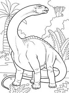 brontosaurus coloring pages az coloring pages
