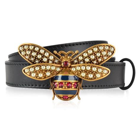 Gucci Margaret Belt Yr661 gucci margaret leather belt