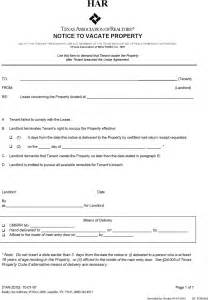 Download Texas Eviction Notice Template for Free   TidyForm