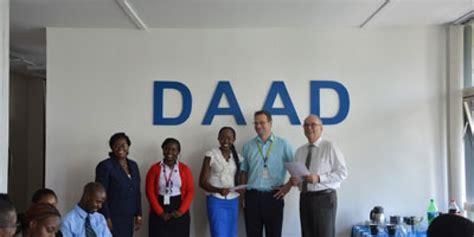 Mba Healthcare Management Strathmore strathmore masters students awarded daad in country in
