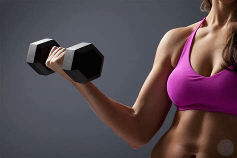 30 best dumbbell exercises for at home workouts
