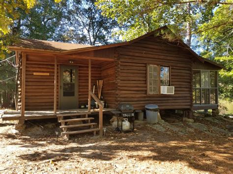 East Lake Cabins by Secluded 1930 S Log Cabin On East Fishing