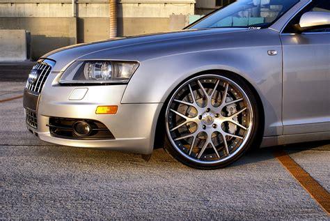 100 Slammed Audi A6 Vossen Wheels Audi A6 Vossen
