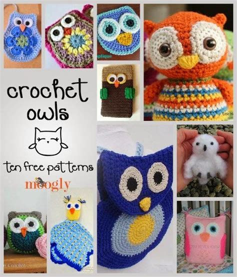 where in the bronx can i get crochet braids moogly can t get enough of these free crochet owl