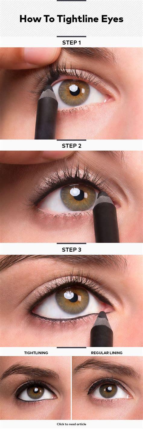 eyeliner tutorial for big eyes 17 great eyeliner hacks makeup tutorials