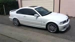 2001 bmw 325ci alpine white