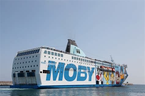 Comfort Sui Moby Lines Sardegna Netferry