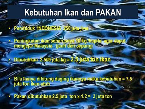Udang Pakan Ikan kebijakan pengadaan dan peredaran pakan ikan dan udang