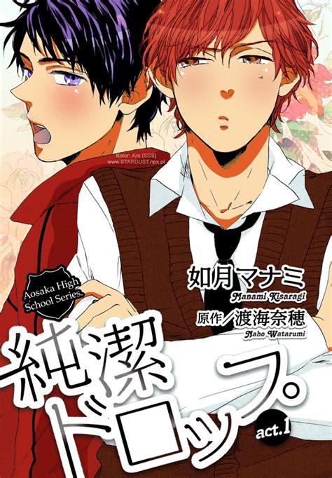 junketsu drop 5 junketsu drop by watarumi naho author and kisaragi