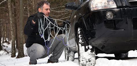 carrefour cadenas para la nieve c 243 mo elegir cadenas de nieve para tu autom 243 vil