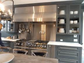 Industrial Kitchen Cabinets Violet Sky Home