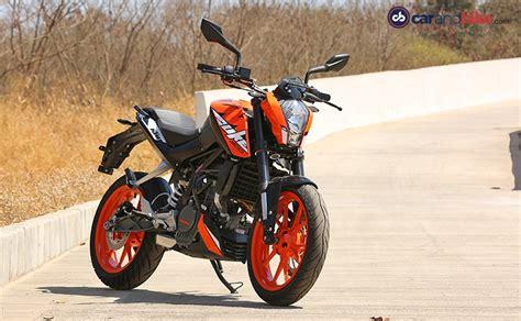 About Ktm Duke 200 2017 Ktm 200 Duke Ride Review Ndtv Carandbike