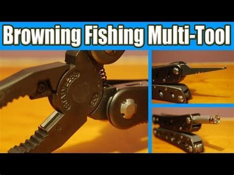 fishing multi tool reviews browning fishing multi tool review