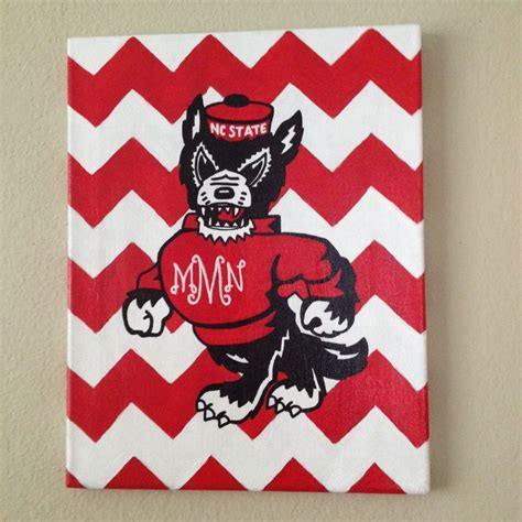 nc state 17 best images about nc state craft projects on wood wreath wolves and
