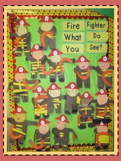 kitchen fire safety bulletin board myclassroomideas com fire safety classroom door decoration themes national