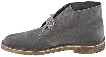 clark s desert boots grey