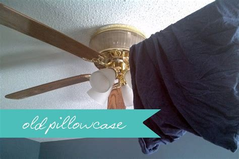Clean Ceiling Fan Blades by 20 Genius Hacks That Will Help You Clean Anything You Can