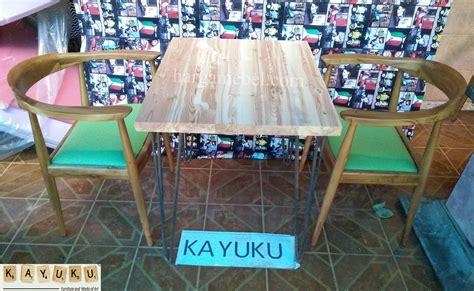 Set Kursi Meja Untuk Food Kuliner Jalanan meja makan set murah
