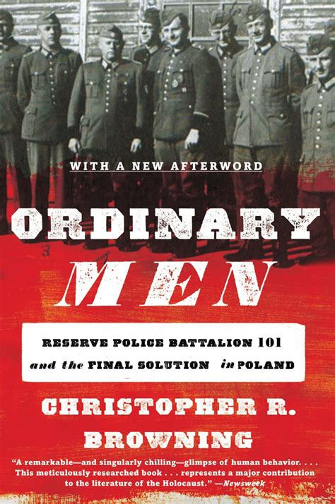 libro ordinary men revised really good reads