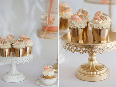 peach and gold romantic mint peach and gold wedding ideas