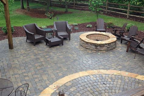 30 stupendous paver patio designs slodive