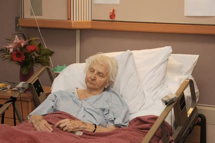 bed bound patient what to do if your relative is in hospital and needs full