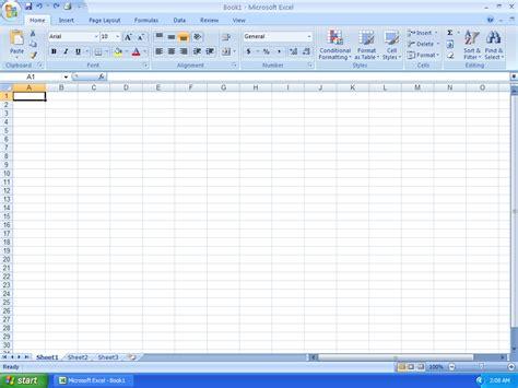 excel 2007 file format and handling excel